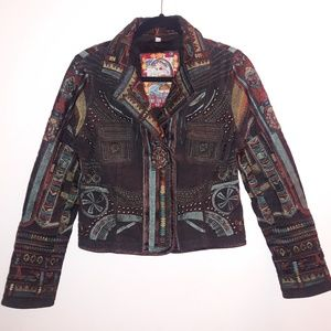 Johnny Was| 2.10.10.5 Embroidered Jacket